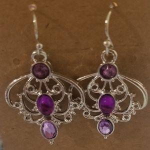 Earrings E65